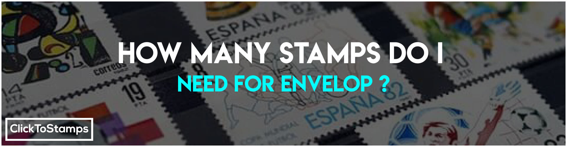How Many Stamps Do I Need For Envelope ?