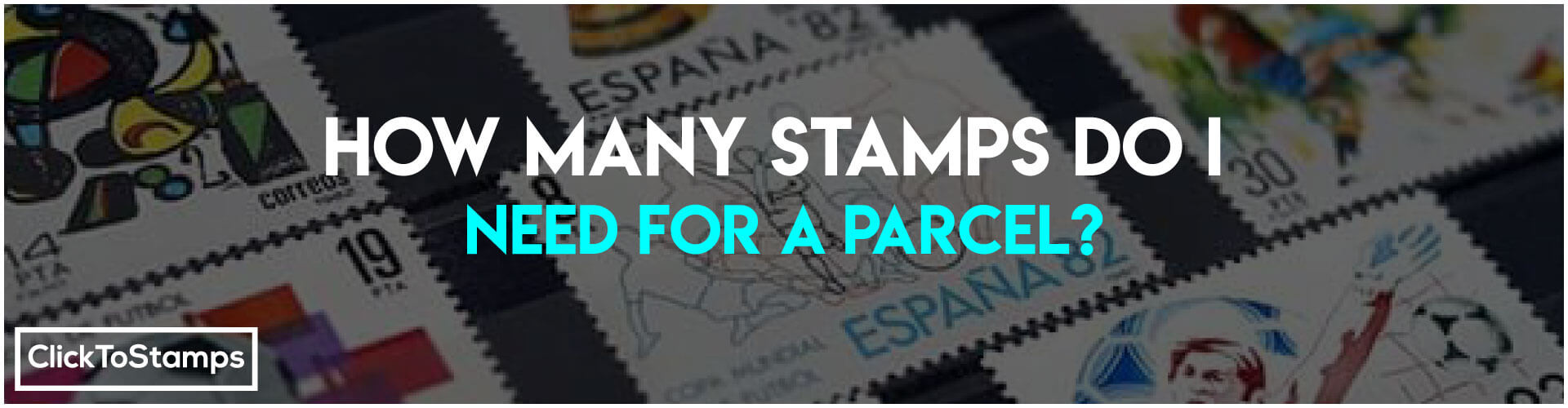 How Many Stamps Do I Need For A Parcel?