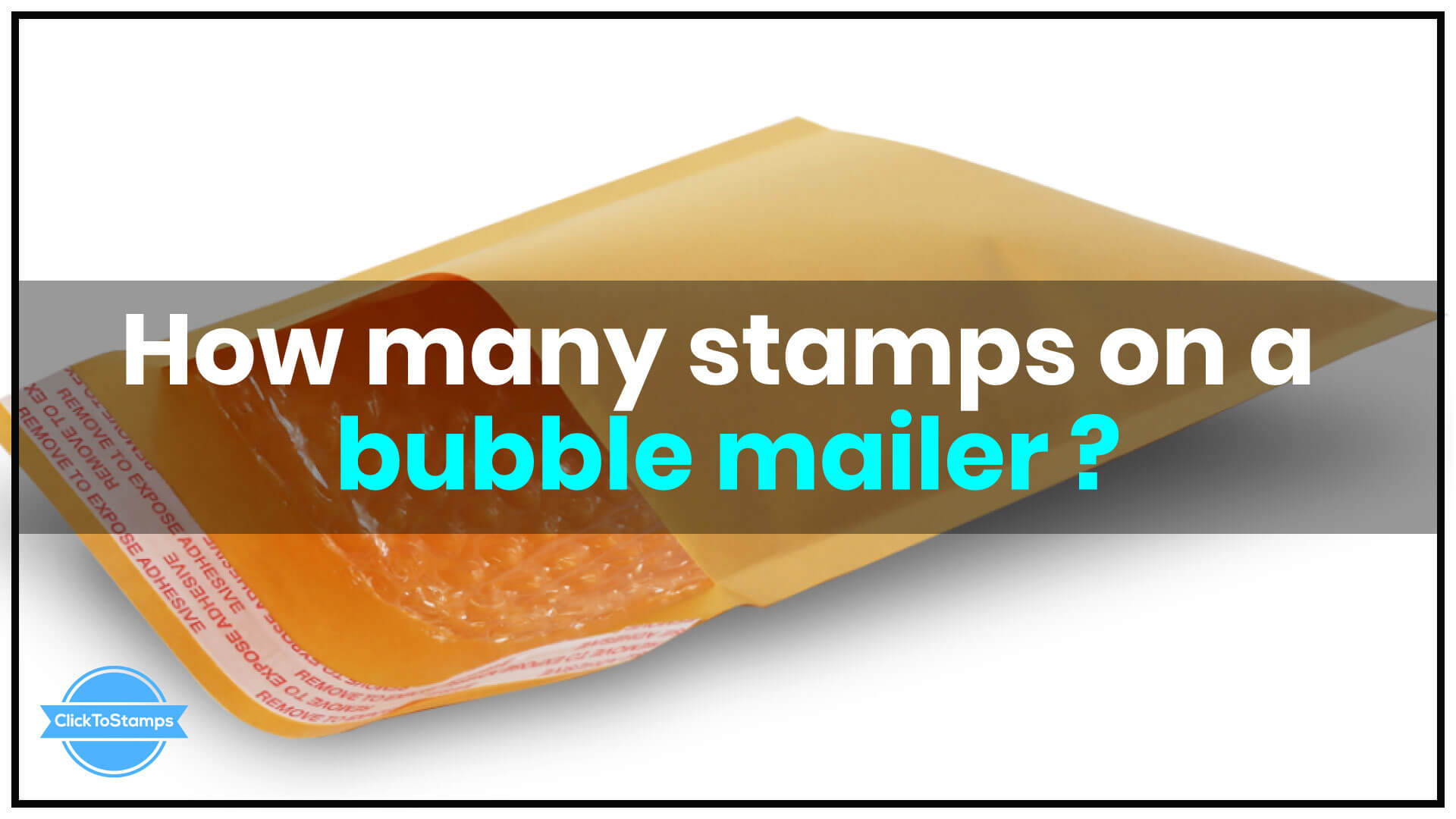 how-many-stamps-on-a-bubble-mailer.
